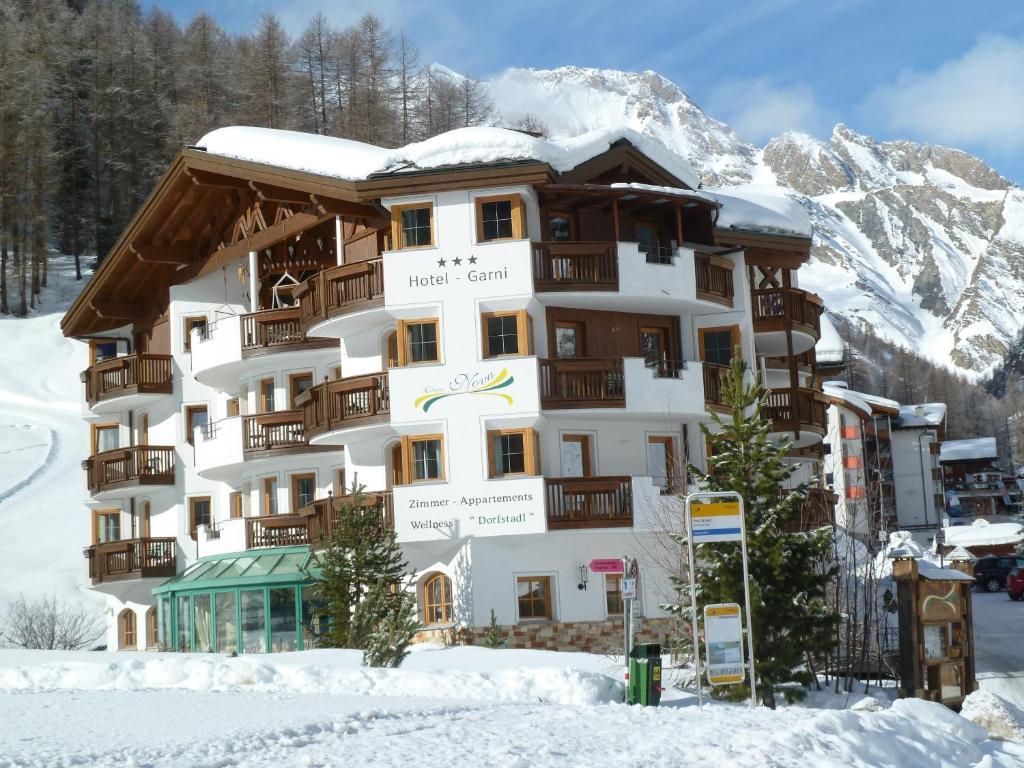 Hotel Garni Chasa Nova Samnaun, Switzerland