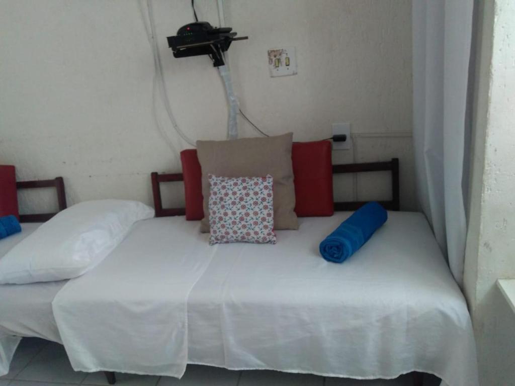 Apartamento estilo Studio em Santos ao Lado da Praia com Wi-Fi