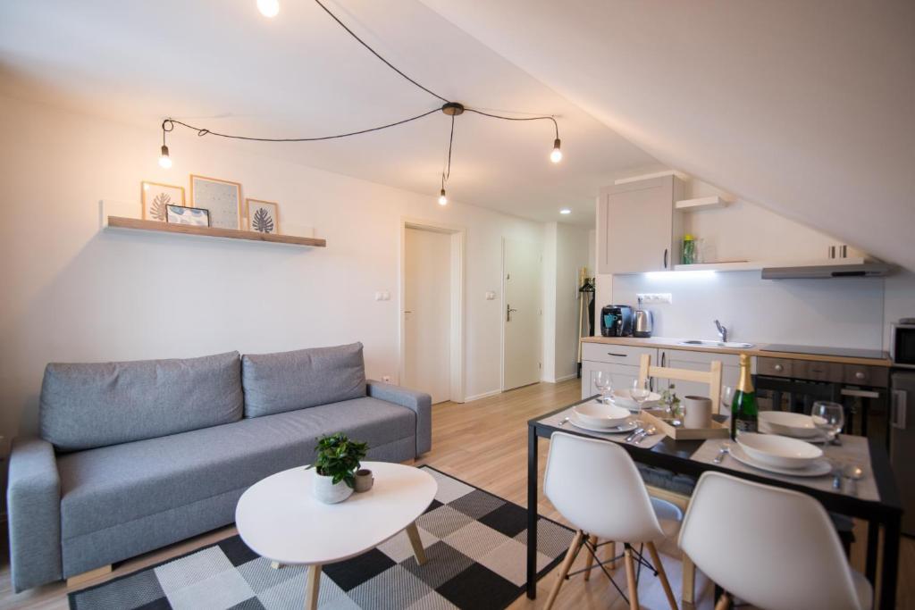 Posedenie v ubytovaní Nordic House