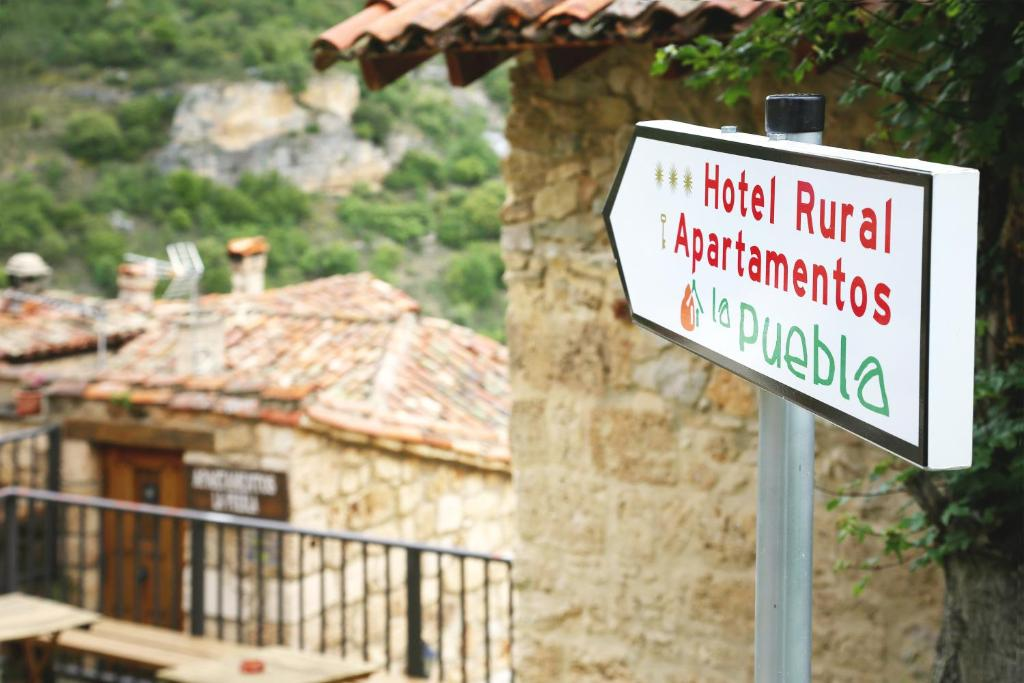 Hotel Rural La Puebla
