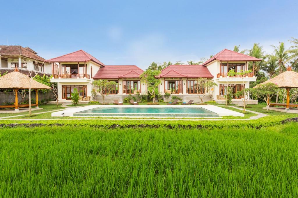 Champaca Luxury Villas Ubud Ubud Harga Terbaru 2021