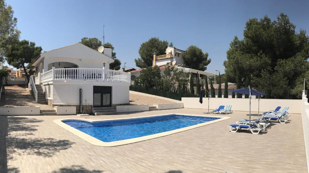 Villa Caroline - A Murcia Holiday Rentals Property