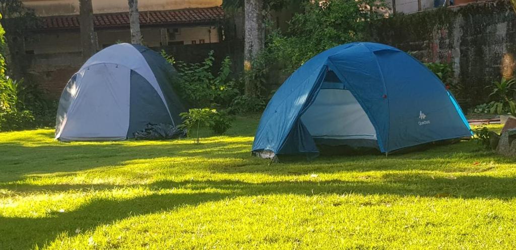 Ilhabela Camping