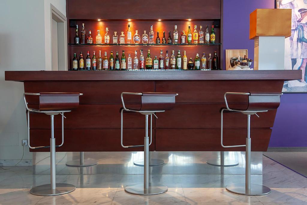 Salone o bar di Hotel dei Gonzaga