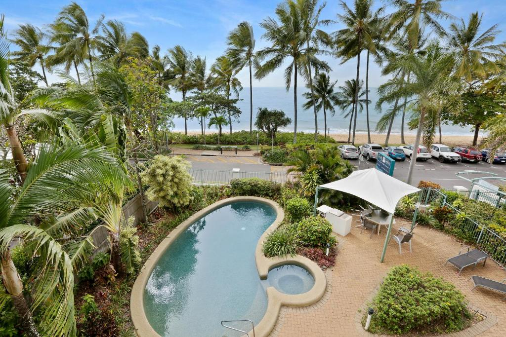 A view of the pool at Trinity Waters Boutique Beachfront or nearby