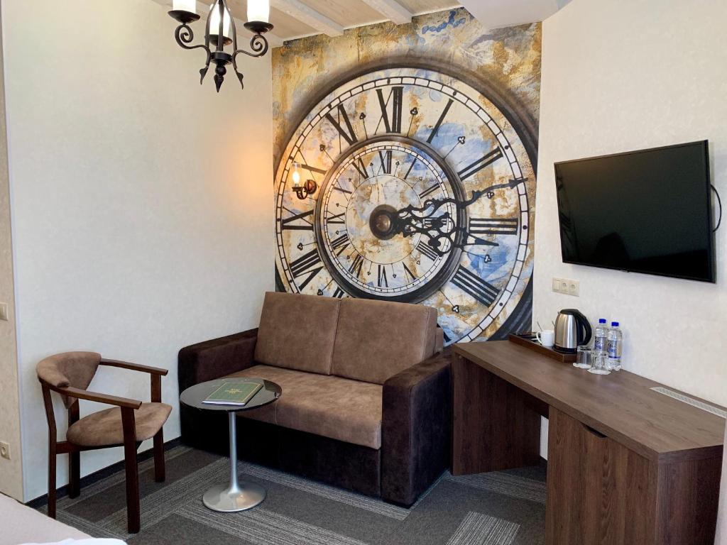 Гостиная зона в Спа Отель Грейс Империал
