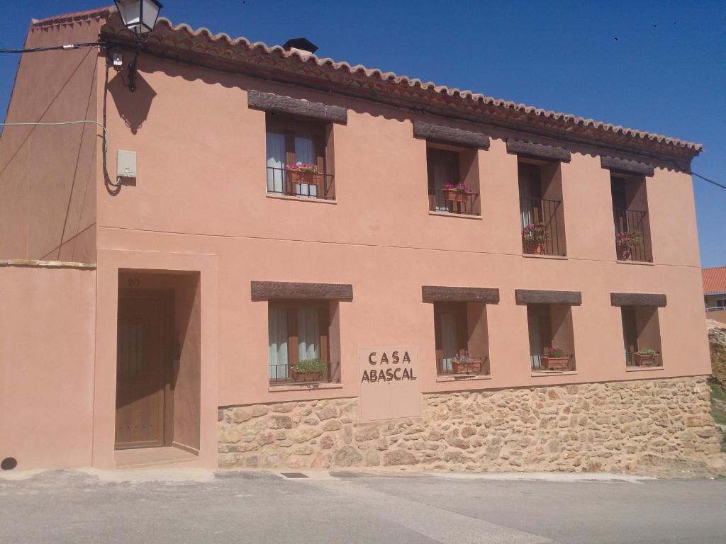Casas rurales Cella, Casa Abascal