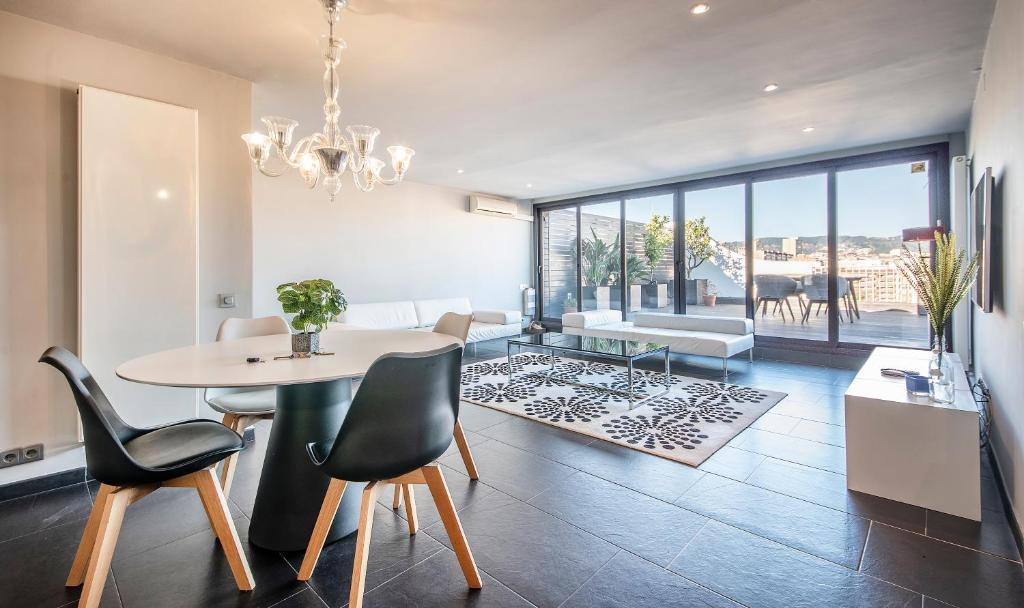 You Stylish Penthouse Apartment Barcelona Updated 2021 Prices