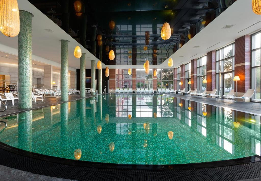 The swimming pool at or close to Cramim by Isrotel Exclusive Collection