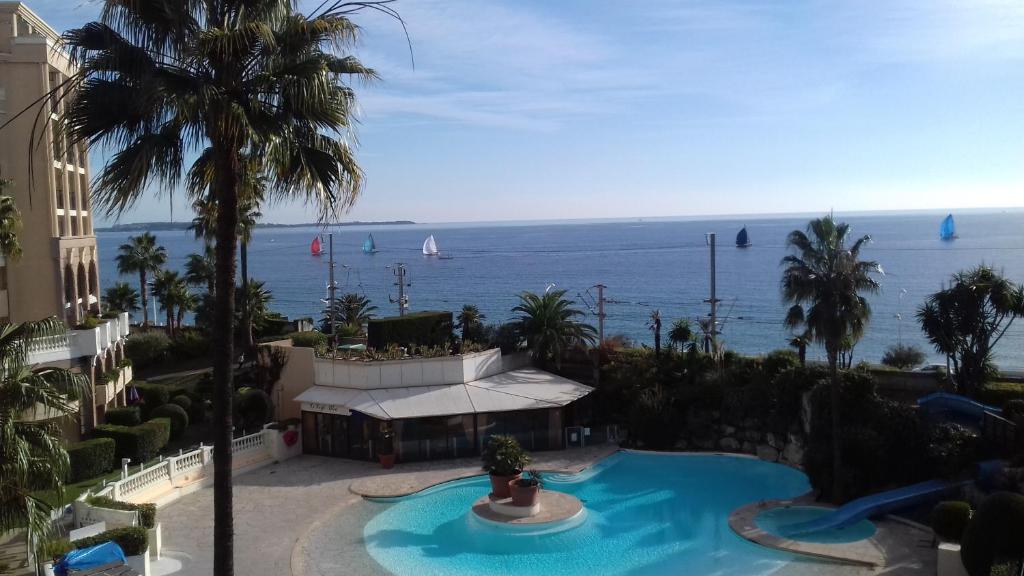 Appartement Palm d'Azur