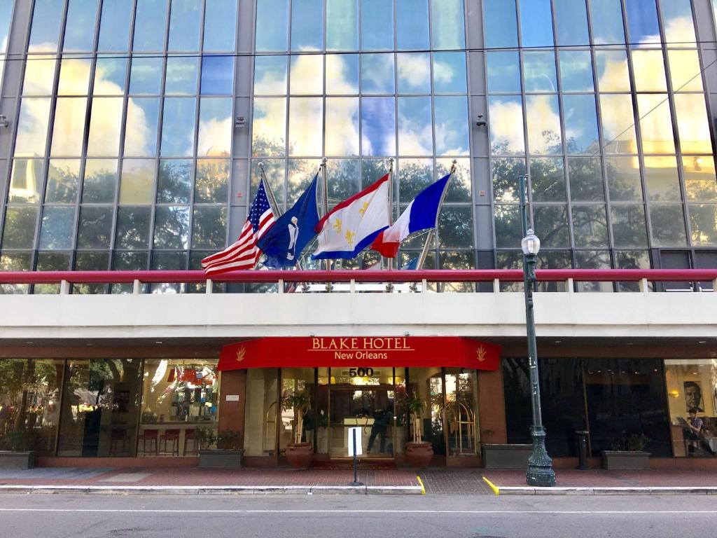 Blake Hotel New Orleans Bw Premier Collection New Orleans Updated 2021 Prices