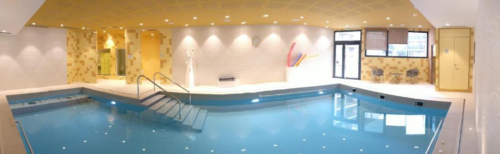 Der Swimmingpool an oder in der Nähe von Domitys Terra Souleou
