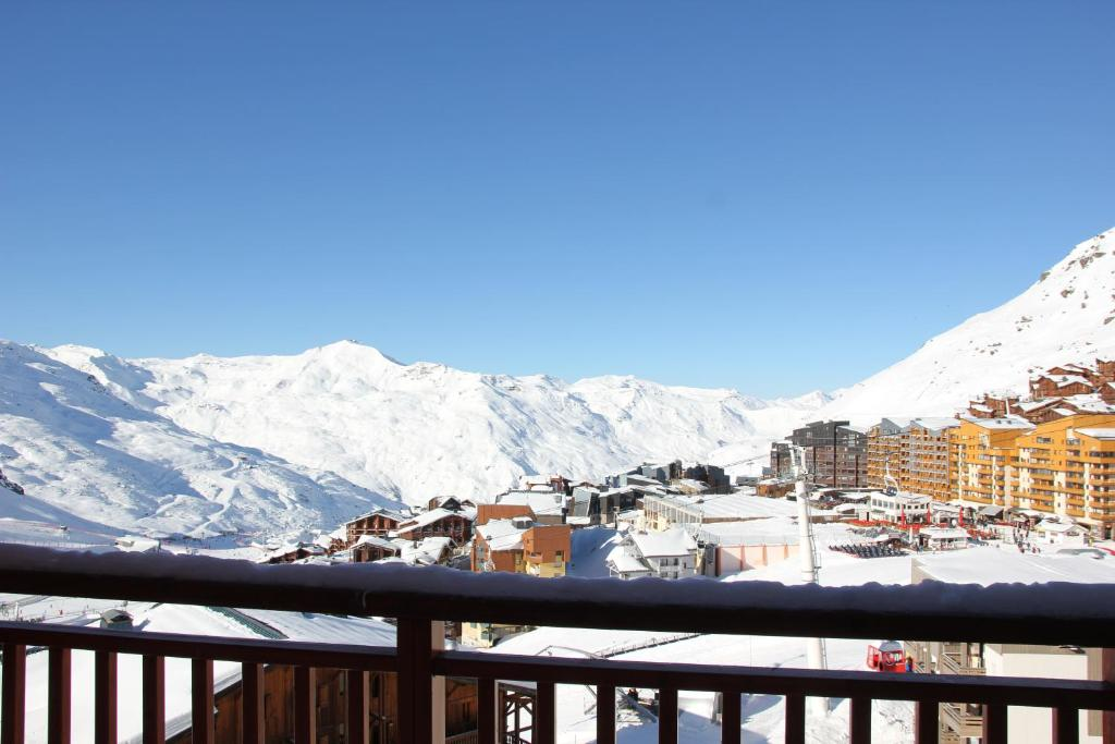 3 Vallees during the winter