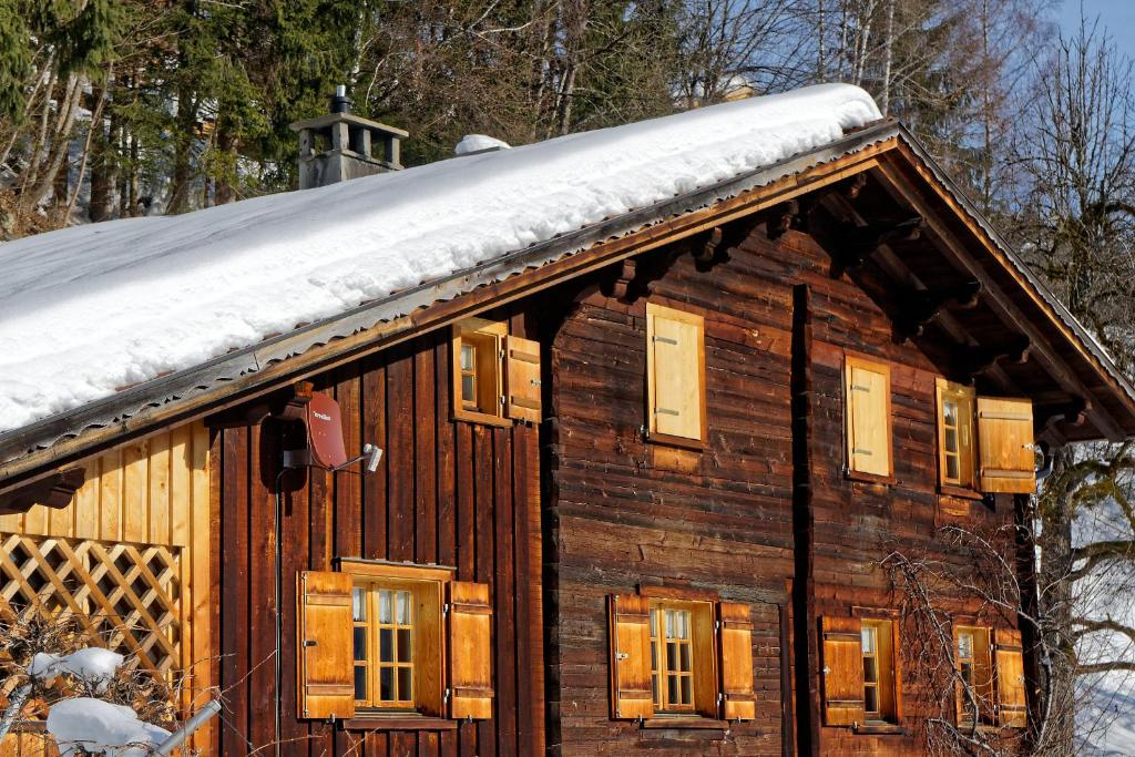 Landhaus Tenne im Winter
