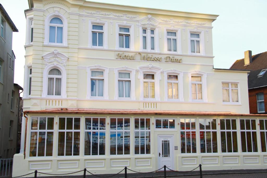 Hotel Weisse Dune Borkum, Germany