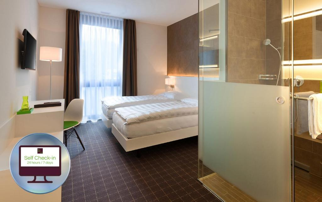 b_smart motel Sevelen Sevelen, Switzerland