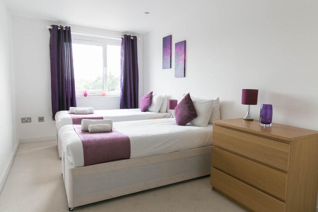 Camberley - The Atrium - Laterooms