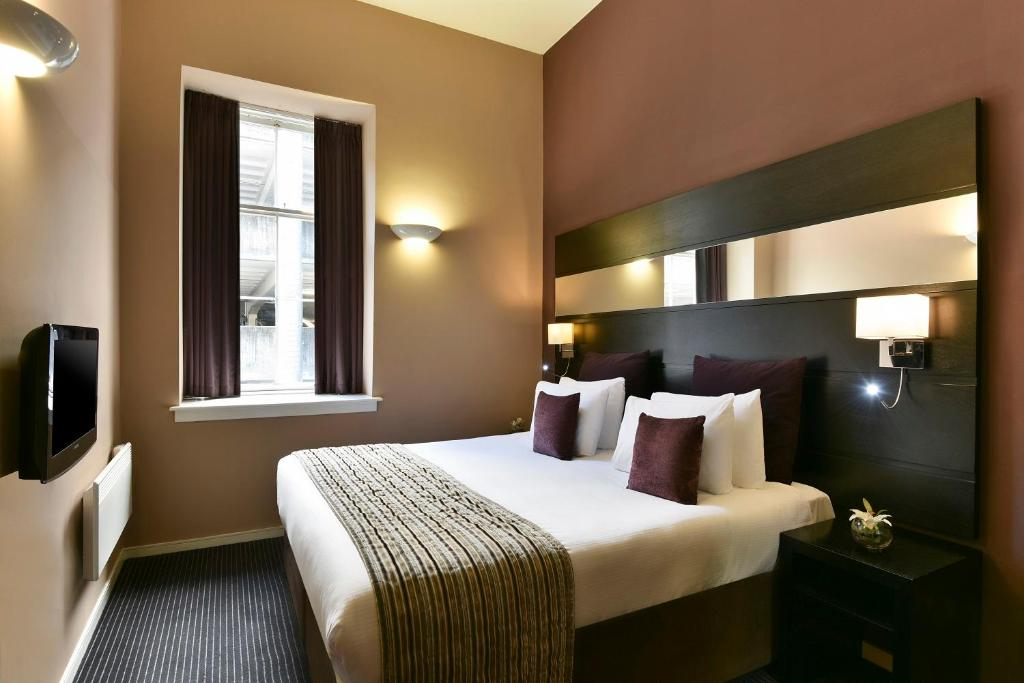 Fraser Suites Glasgow - Laterooms