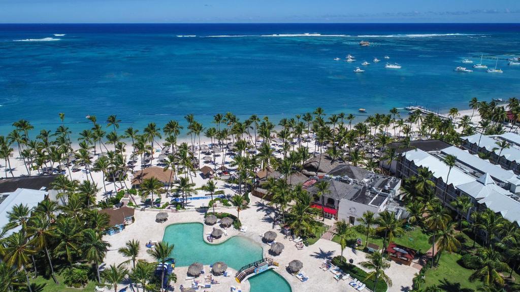 Be Live Collection Punta Cana з висоти пташиного польоту