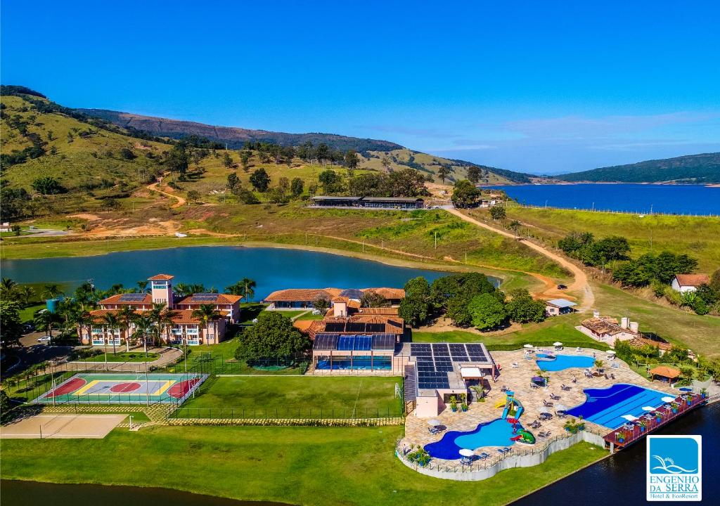 A bird's-eye view of Engenho da Serra Hotel e EcoResort
