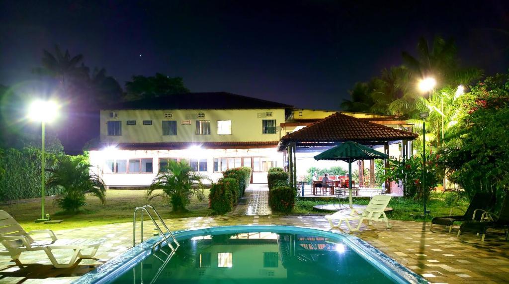 Cuca Legal Hotel (Brasil Presidente Figueiredo) - Booking.com