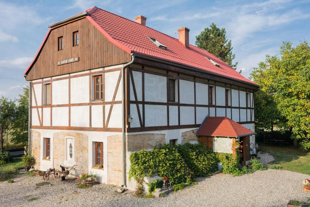 Holiday Home Usedlost Nový Svět
