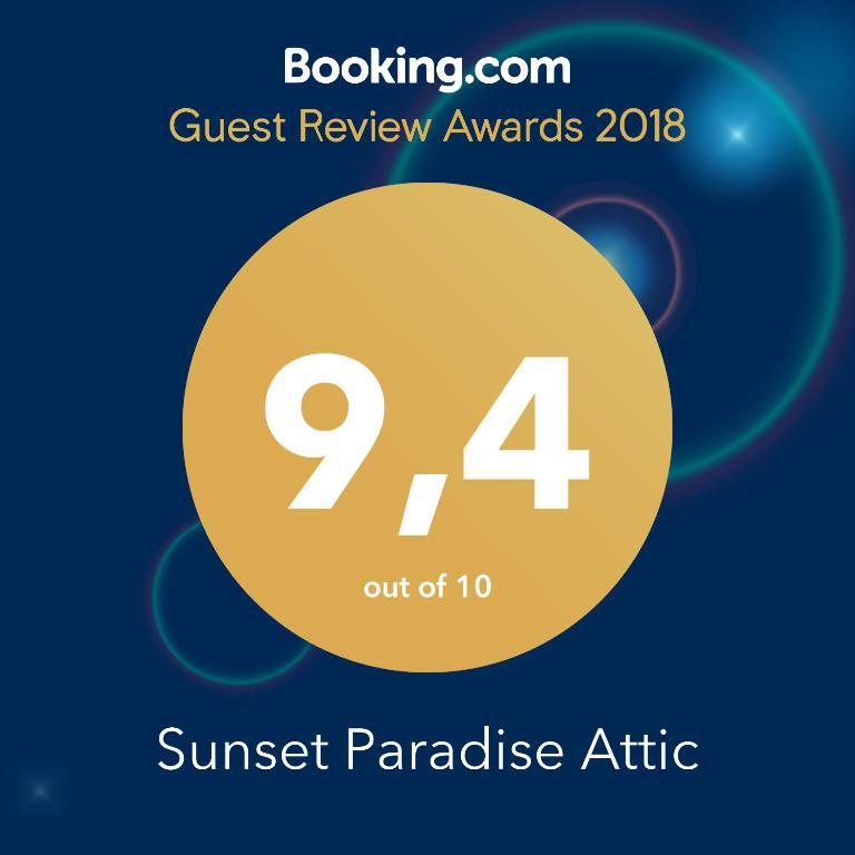 Ferienwohnung Sunset Paradise Attic Spanien Adeje Booking Com
