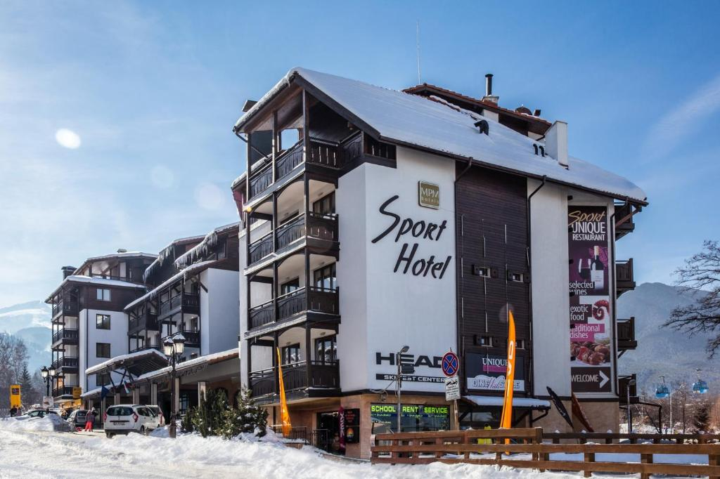 MPM Hotel Sport Bansko, Bulgaria