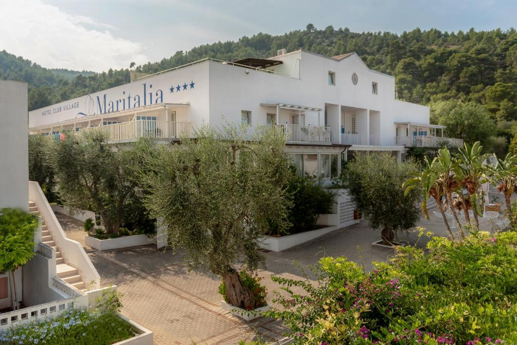 Hotel Club Village Maritalia Peschici, Italy