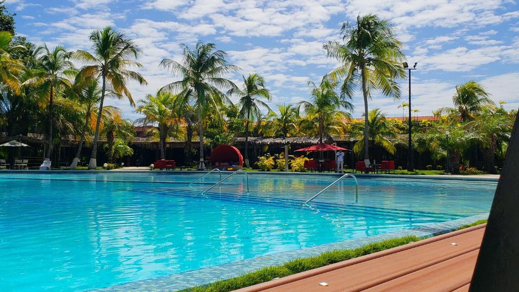 The swimming pool at or near OHS Hotel Marina Morrocoy