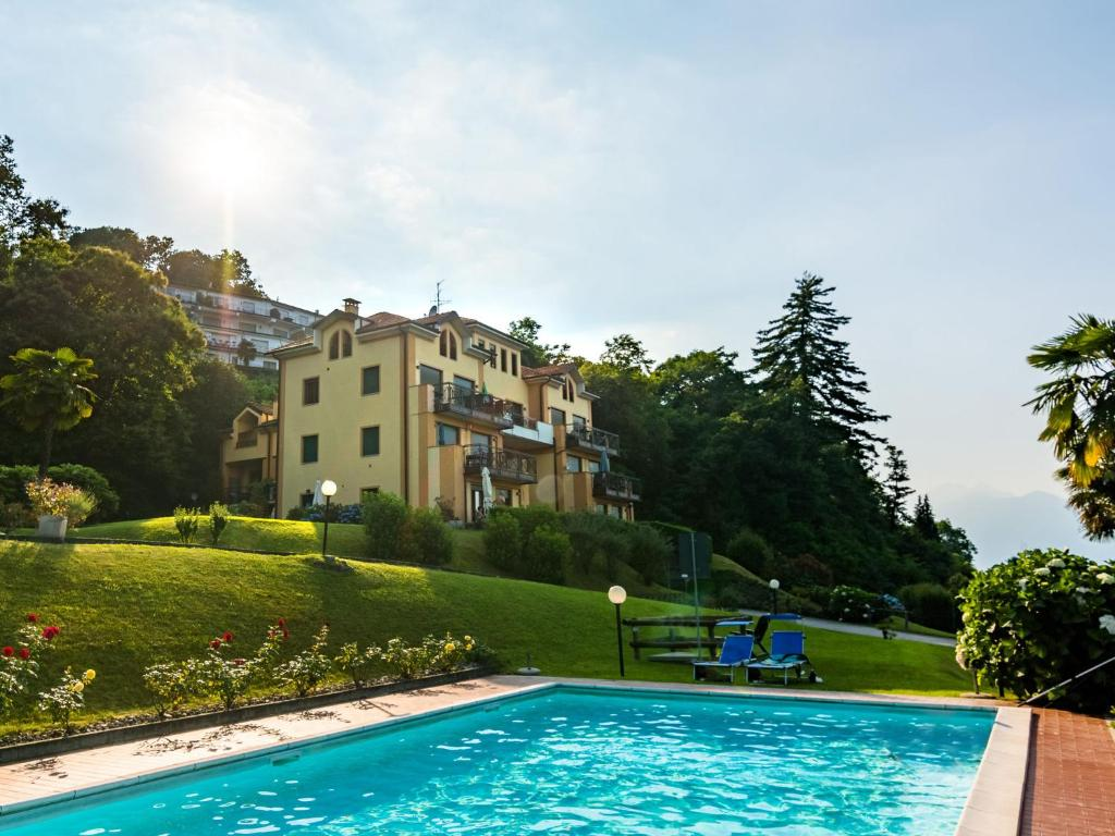 Luxurious Holiday Home in Stresa Italy with Lake view