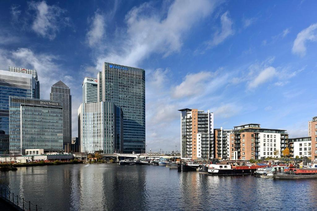 Fraser Place Canary Wharf - Laterooms