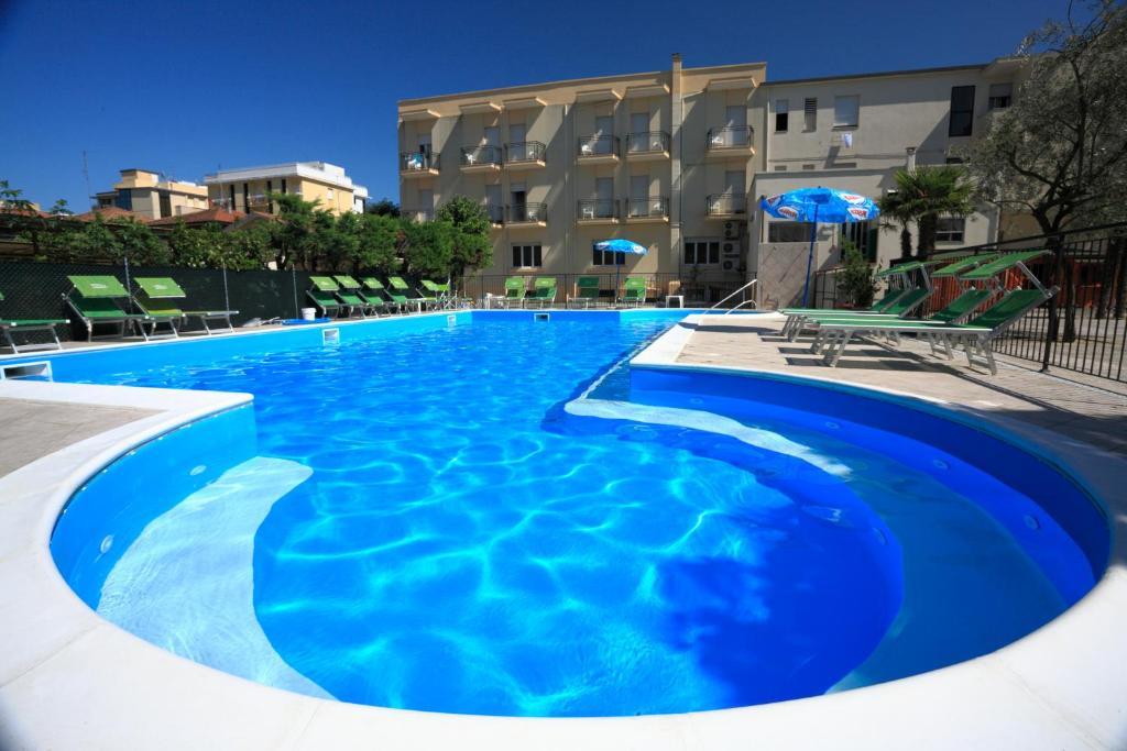 Hotel Vannini Rimini, Italy