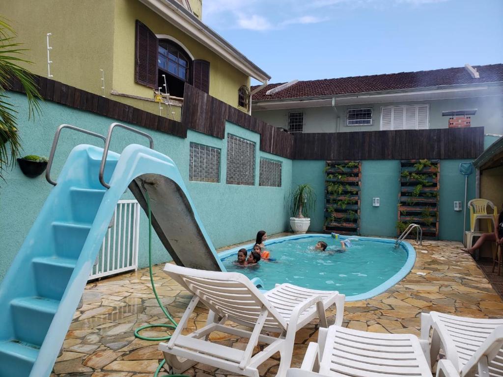Casa Guaratuba c/piscina