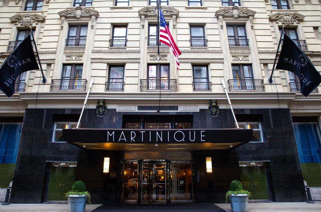 Martinique New York On Broadway Curio Collection By Hilton New York Updated 2021 Prices