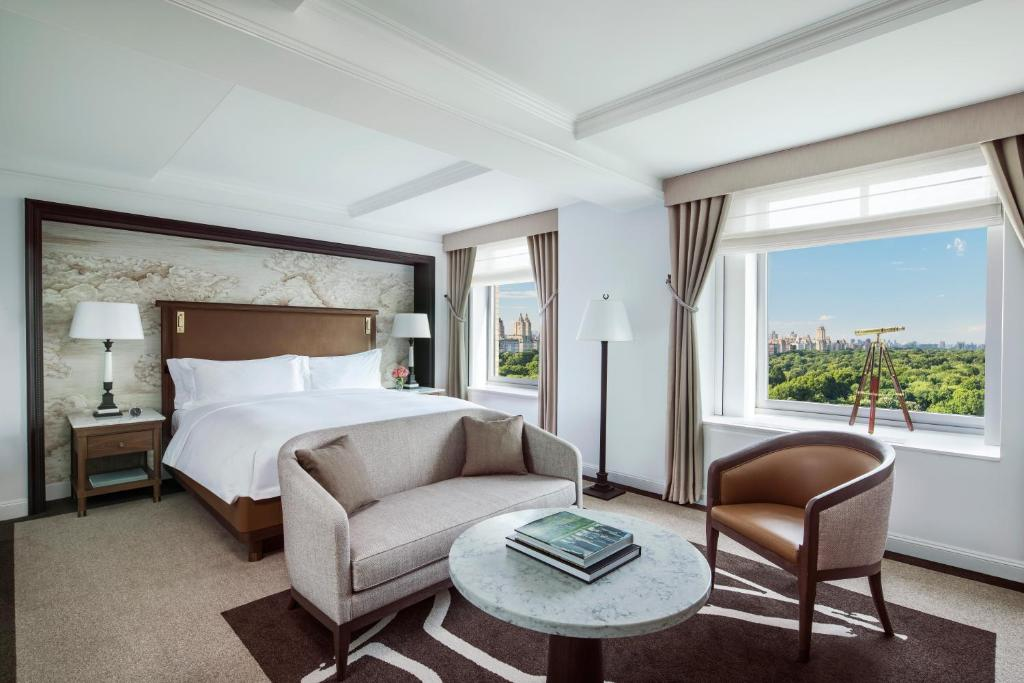 Carlton On The Park Christmas 2020 The Ritz Carlton New York, Central Park, New York – Updated 2020