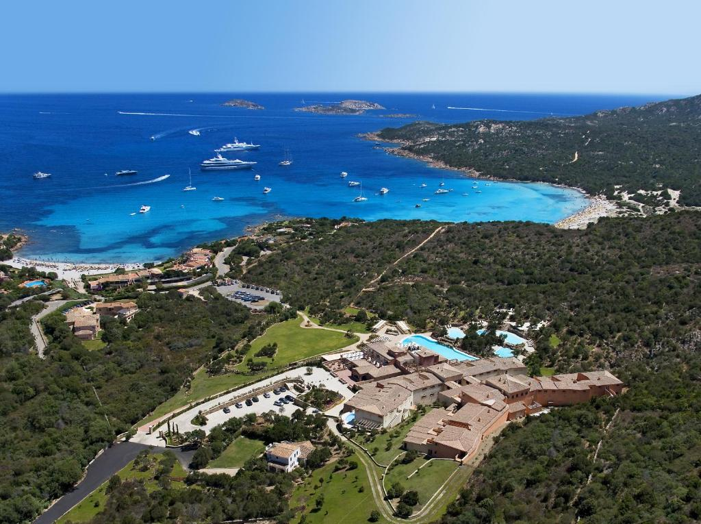 A bird's-eye view of CPH | Pevero Hotel