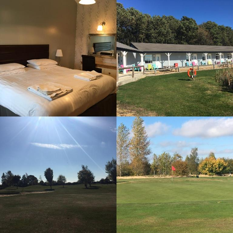 Silverstone Golf Club - Laterooms
