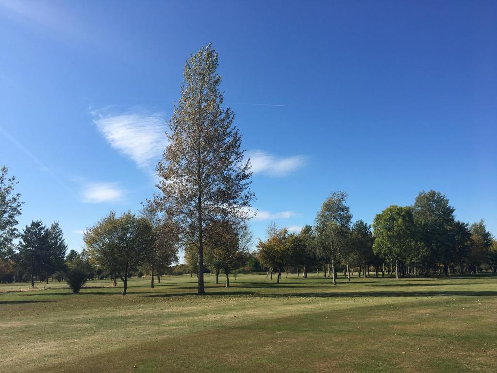 Silverstone Golf Club - Laterooms
