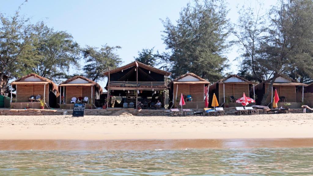 Bãi biển gần/ngay tại the luxury tent