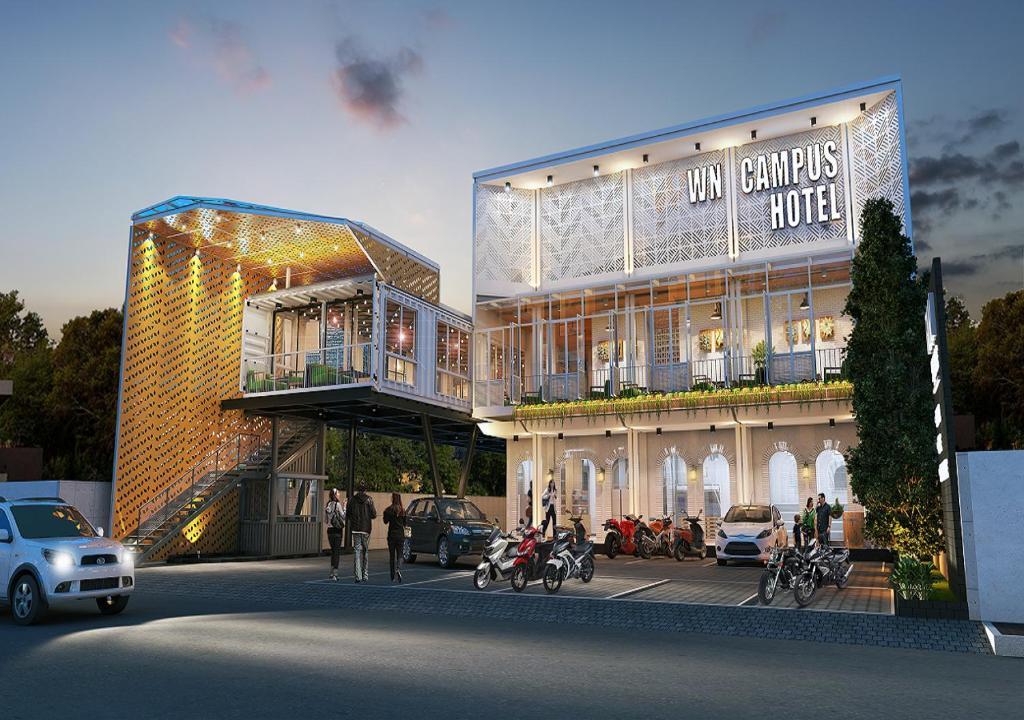 Hotel Wisata Niaga Campus Purwokerto Updated 2021 Prices