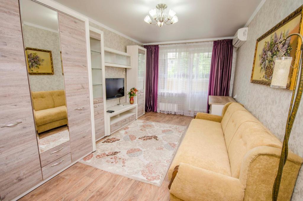 Apartament on Kazakhfilm 22