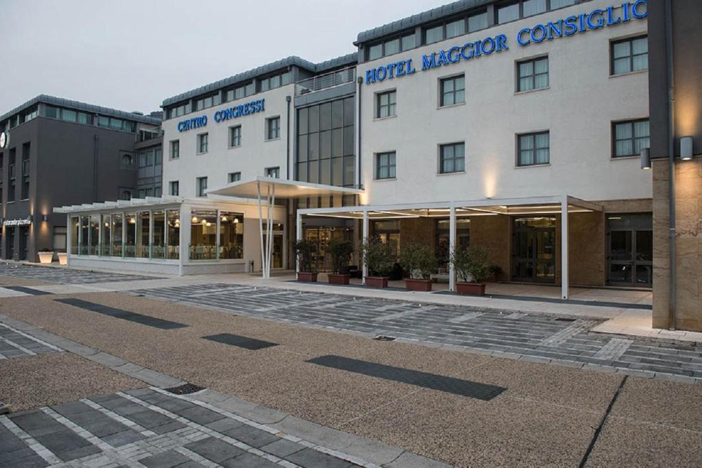 Hotel Maggior Consiglio Treviso, Italy