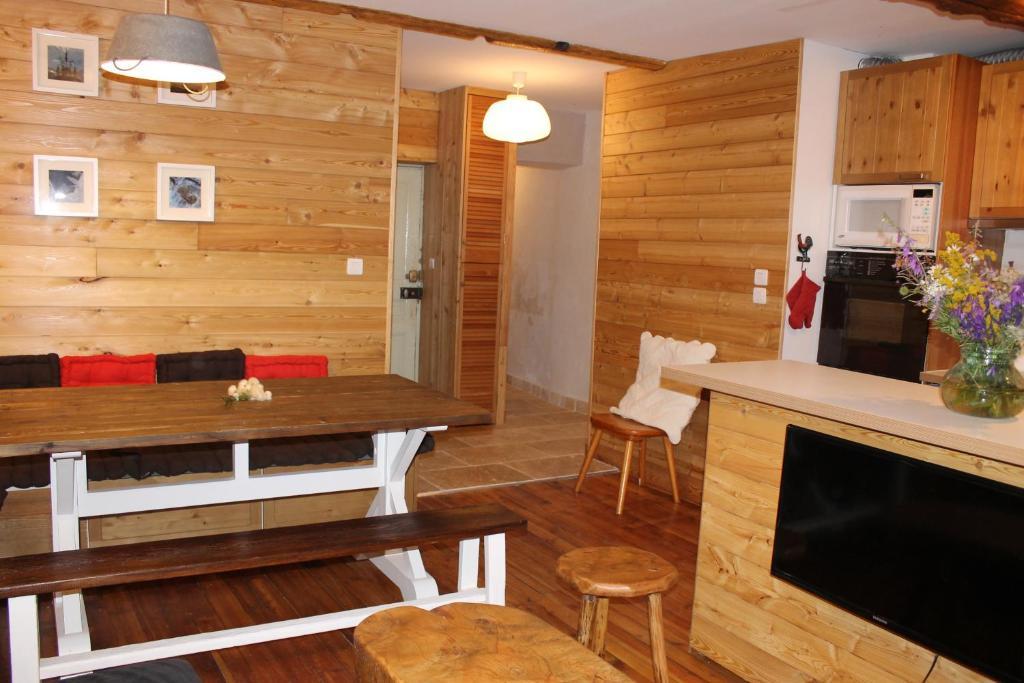 appartement style chalet centre Barcelonnette