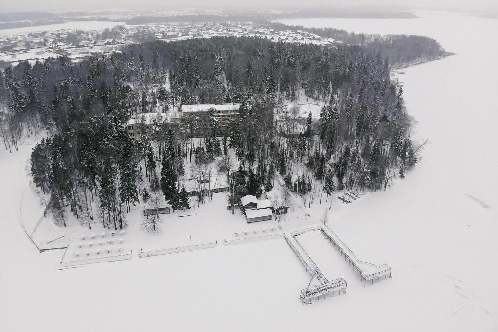 Yahonty Istra during the winter