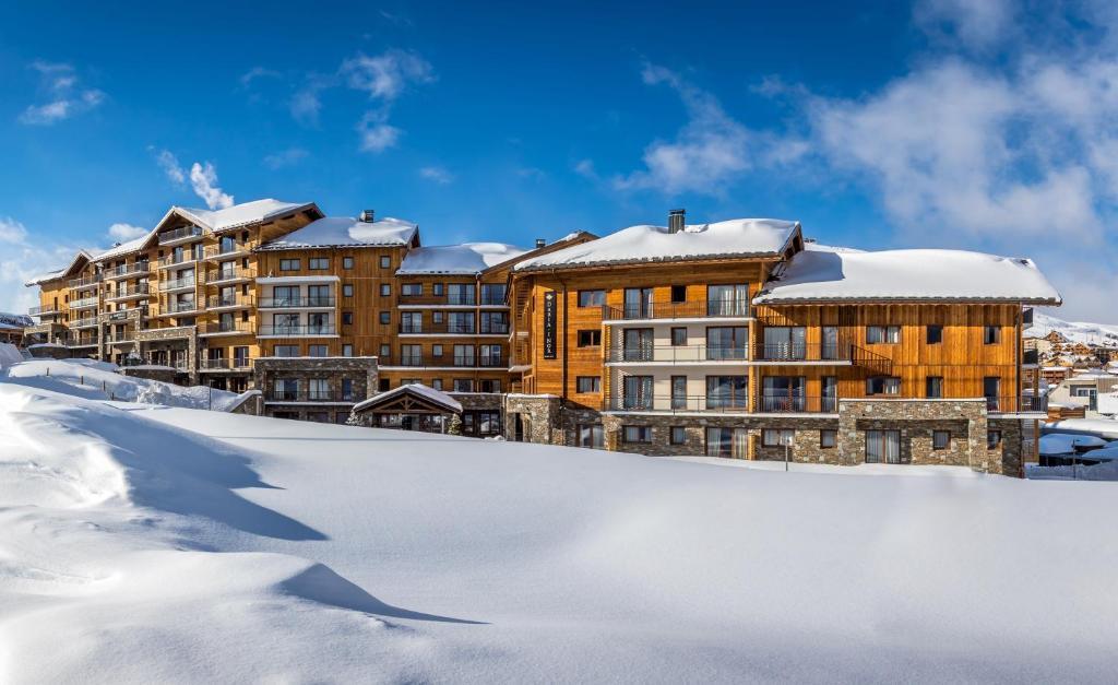 Hôtel Daria-I Nor durante l'inverno