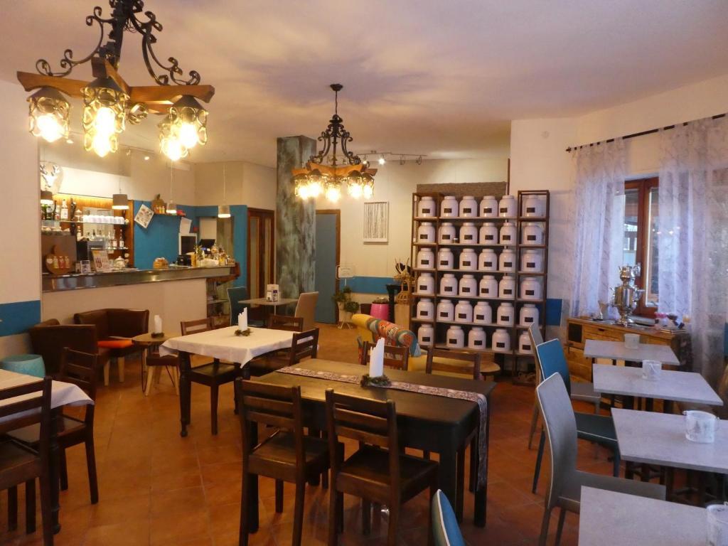 Ristorante o altro punto ristoro di Hotel Alpi Cozie