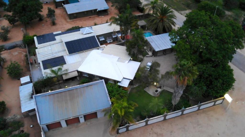 A bird's-eye view of Bush Pillow Guest House