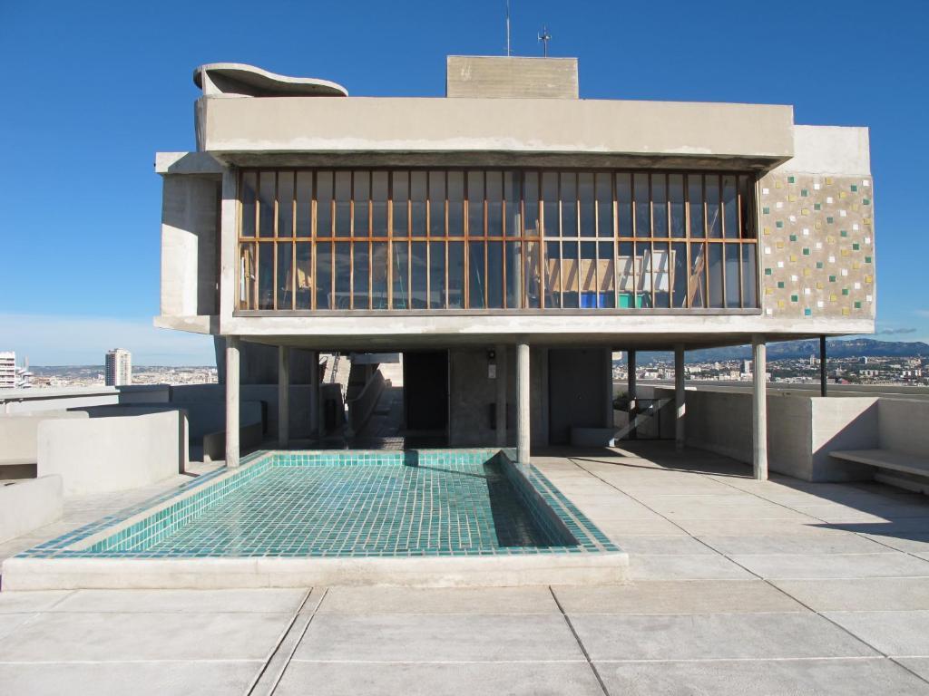 Hotel le Corbusier Marseille, France