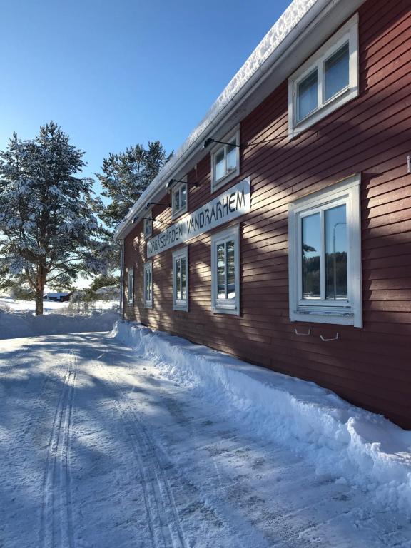 STF Sälen Torgåsgården during the winter